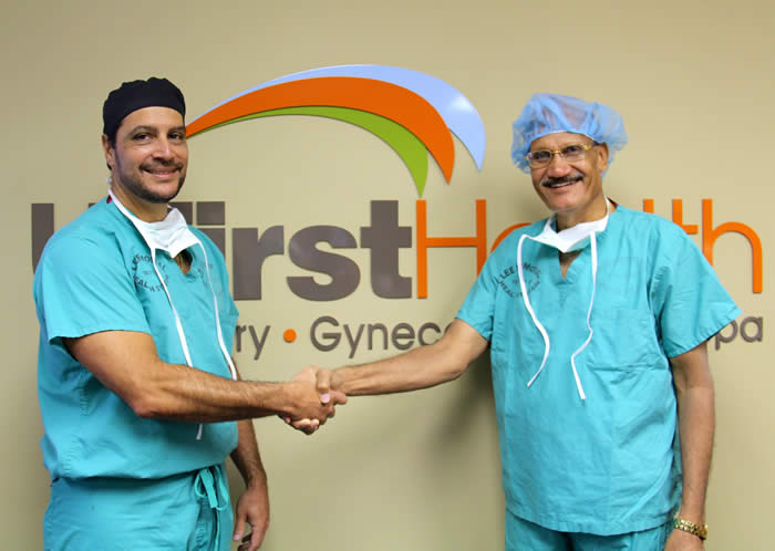 U First Health Dr. Desarda and Dr. Tomas